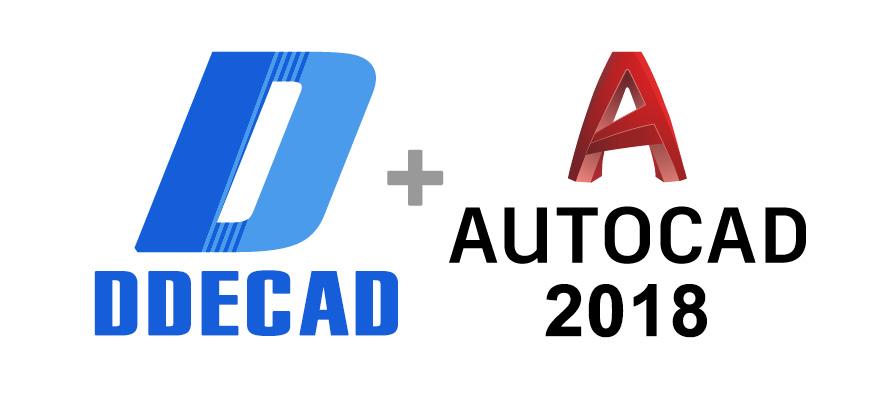 DDECAD для AutoCAD 2018