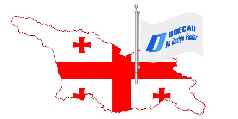 DDECAD пришел в Грузию