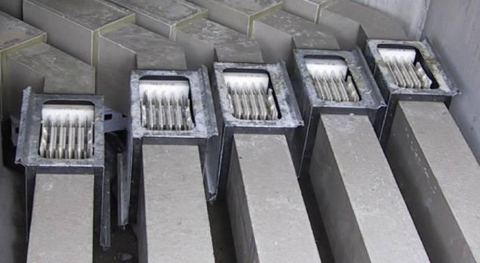 Шинопровод с литой изоляцией