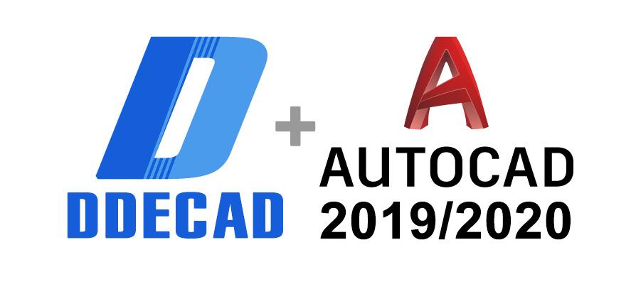 DDECAD для AutoCAD 2019 и 2020